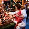Polytoi presente en diferentes ferias y eventos navideños.